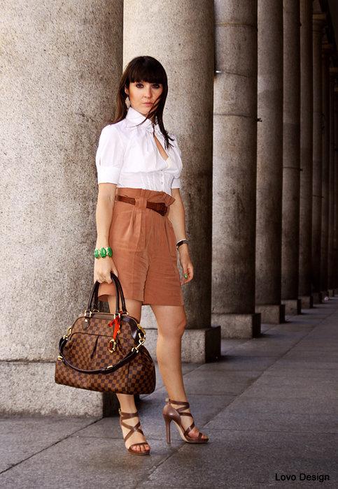 Louis Vuitton Damier Trevi PM eBay